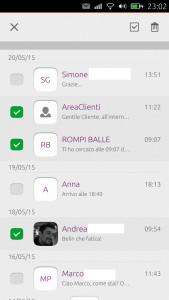 screenshot messaggi_eliminazione contatto multipla