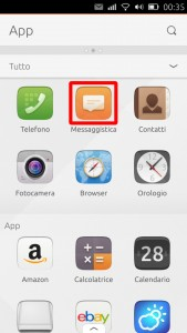 screenshot pannello app_messaggistica