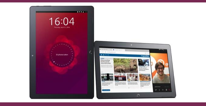 tablet aquaris m10 ubuntu edition