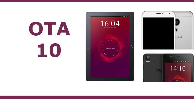 ota10 ubuntu phone